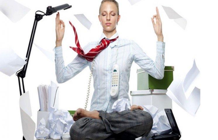 Семь необычных способов избавиться от стресса
