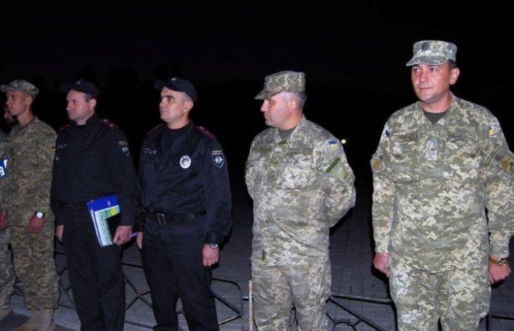 У Миколаєві поліція охорони патрулюватиме разом з АТОшниками
