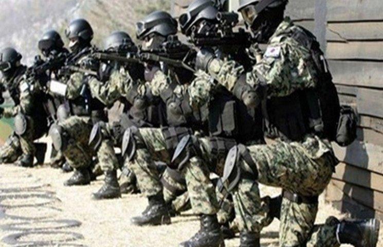 Действующих военных приглашают пройти подготовку для Сил специальных операций ВСУ