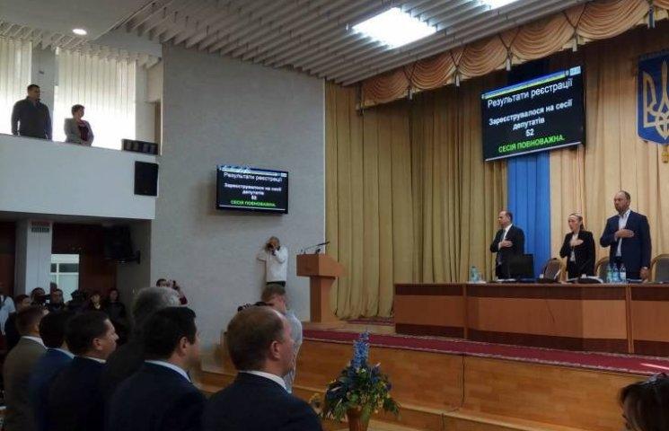 Заместителю председателя Николаевского облсовета от Тимошенко могут объявить недоверие