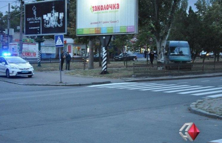 У Миколаєві в маршрутника за кермом стався інсульт
