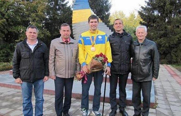 Бронзовий призер Паралімпіади повернувся до Вінниці