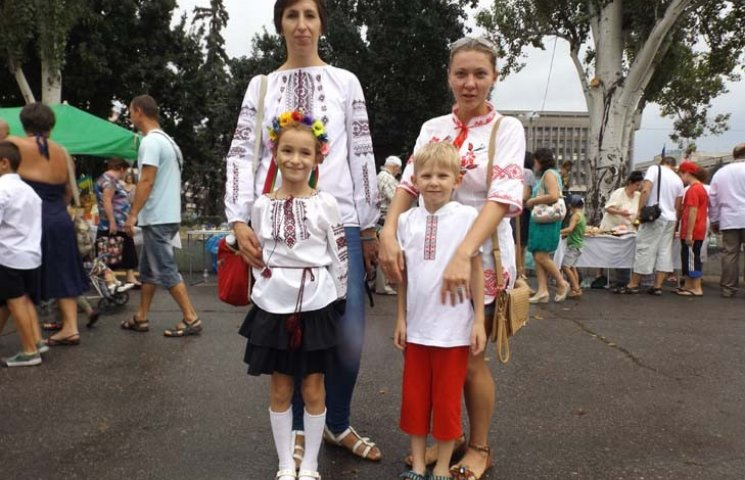 У Мелітополі пройде парад вишиванок