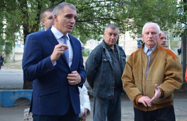 Сенкевич ответил на обвинения депутатов Николаевского облсовета в безответственности