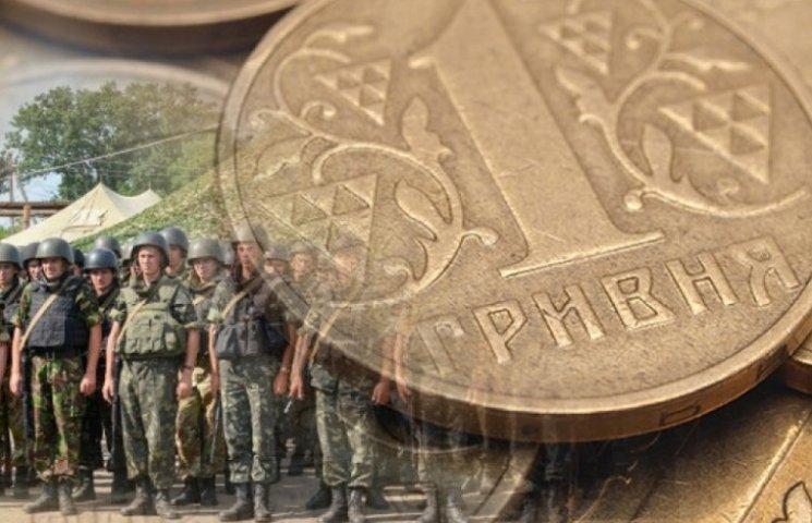 Військовий бюджет-2017: Скільки Україна витратить на техніку і оборону (ТАБЛИЦЯ)