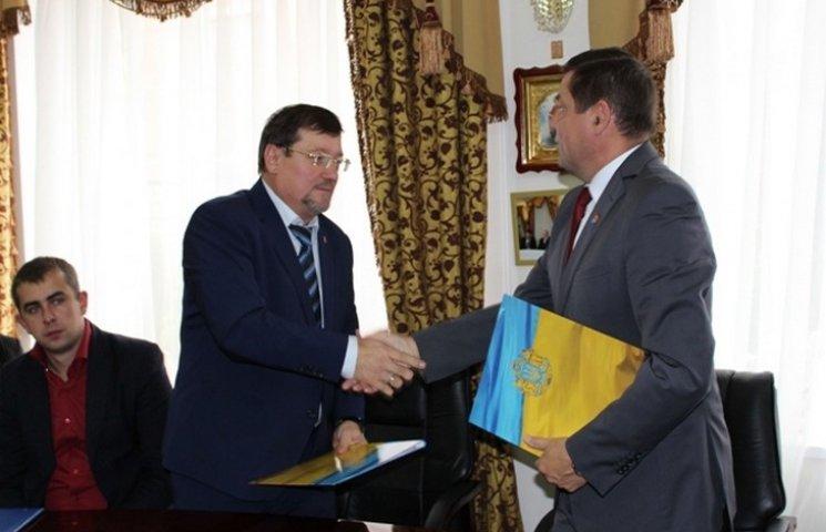 Місто Славута і польський Любартув стали партнерами