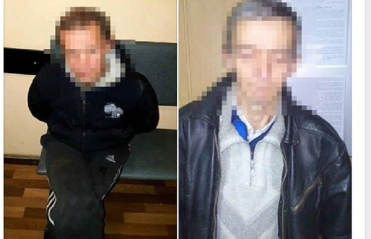 У Хмельницькому затримали осіб, які знаходились в розшуку