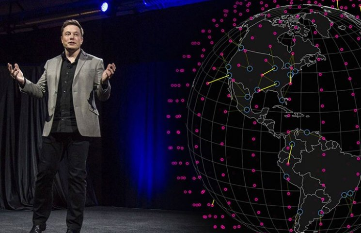 Ілон Маск поділився амбітним планом колонізації Марсу
