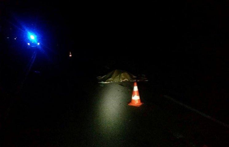 У Хмельницькому водій смертельно травмував пішохода та втік з місця події