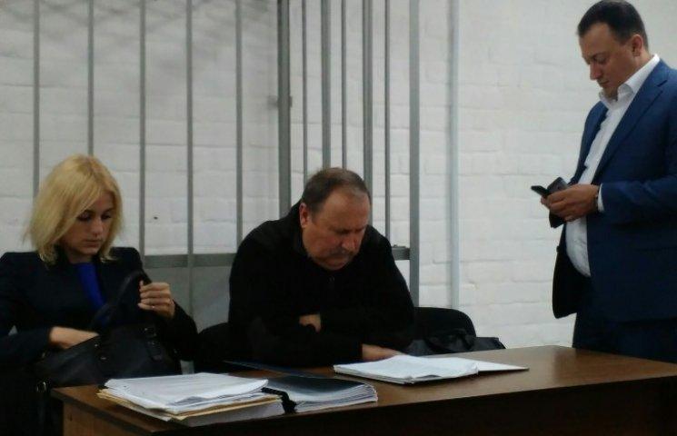 Подсудимый заместитель председателя Николаевской ОГА ушел в отпуск
