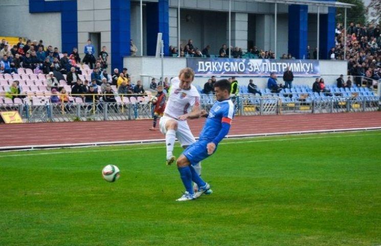 Миколаївський футболіст увійшов до символічної збірної 11-го туру Першої ліги