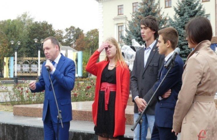 Головний юрист Хмельниччини не знав про річницю трагедії в Бабиному Яру