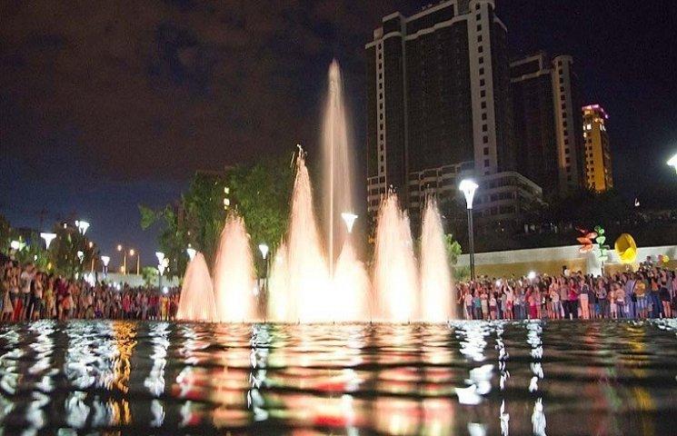 Хмельницька влада розглядатиме питання про будівництво співочих фонтанів