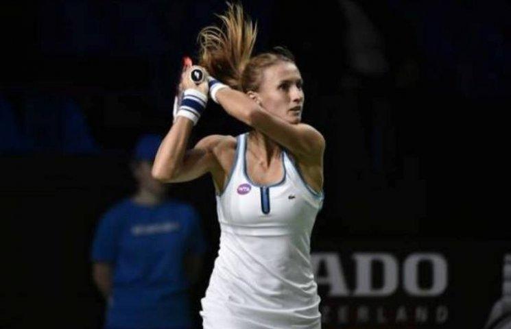 Миколаївська тенісистка пройшла в чвертьфінал WTA International Tashkent Open
