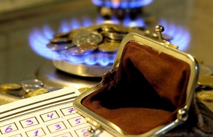 Борги подолян за газ сягнули 140 мільйонів гривень