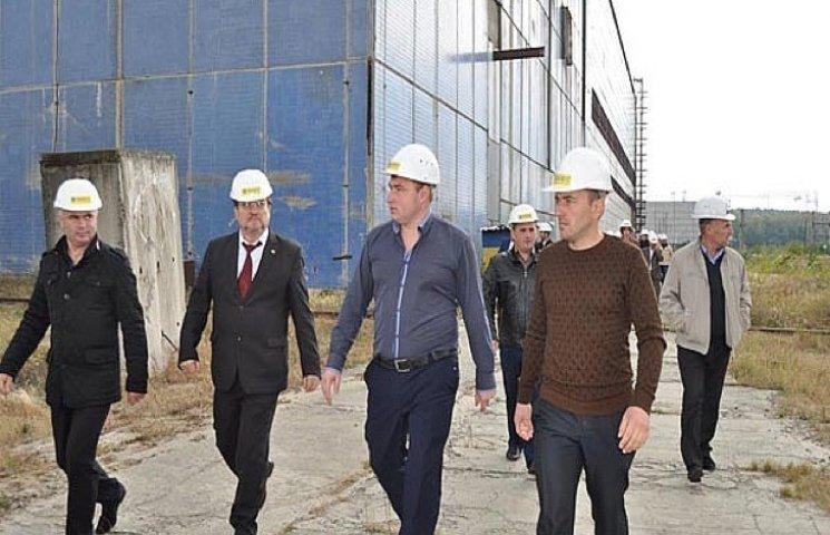 Перспективами ХАЕС цікавилися депутати Славутської міськради