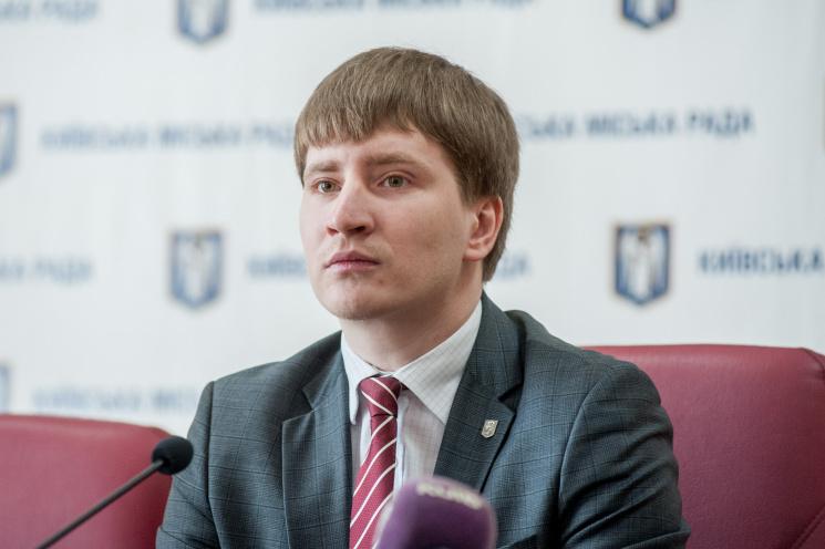 """Кличко звільнив свого заступника з """"липо…"""