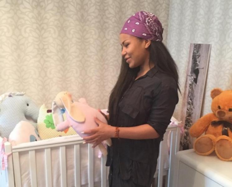 Гайтана показала зворушливе фото доньки…