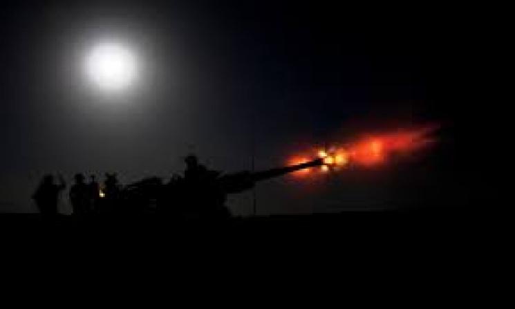 У мережі показали нічний бій поблизу Авдіївки (ВІДЕО)