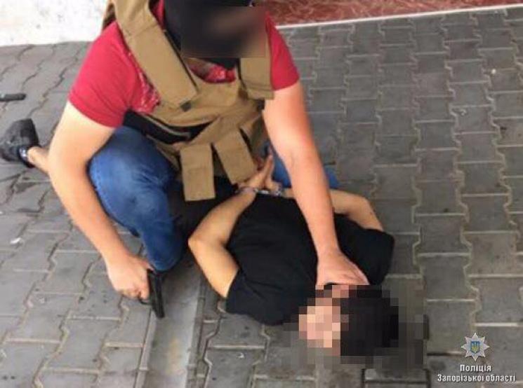 ВМелитополе задержали банду, похищавшую ипытавшую людей