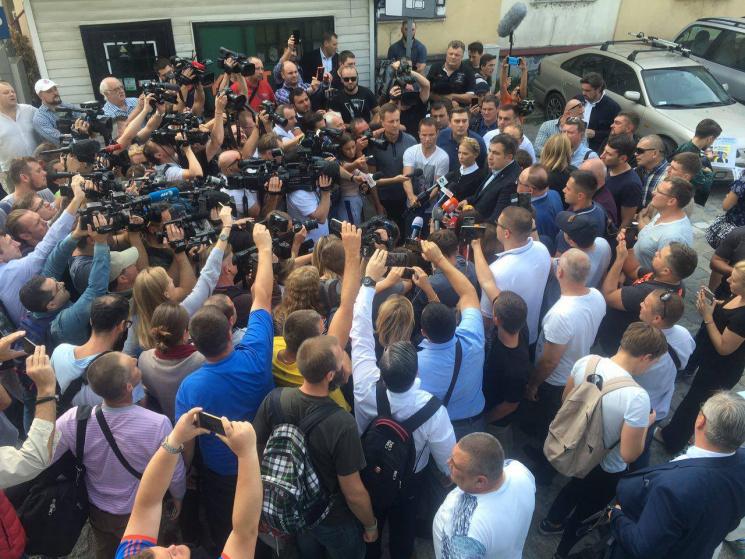 Как соцсети встречают возвращение Саакашвили (ОБНОВЛЯЕТСЯ)