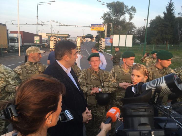 Тимошенко попала вбазу «Миротворца»