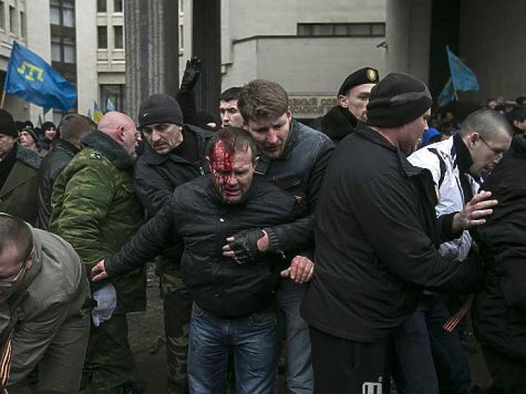 """Екс-міліціянту, який сприяв """"ватникам"""" у Криму, оголосили підозру"""