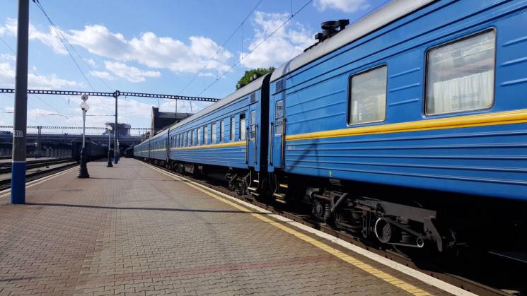 Ветер загнал женщину всмертельную ловушку под поезд «Киев-Одесса»