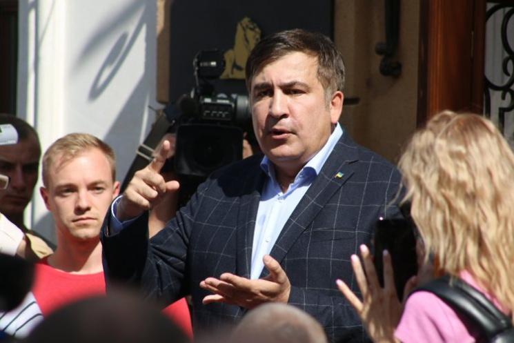 Видео дня: Саакашвили собирается в турне без паспорта, Порошенко угрожает ему судом