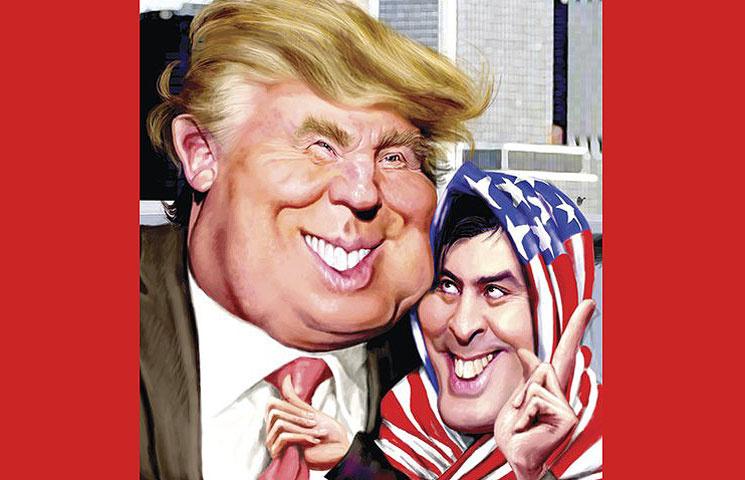 Прорыв Саакашвили: Что скажет дядя Сэм