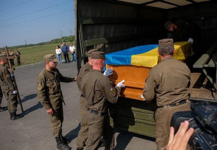 УДніпрі встановили особи трьох загиблих під Іловайськом бійців АТО, їх перепоховають