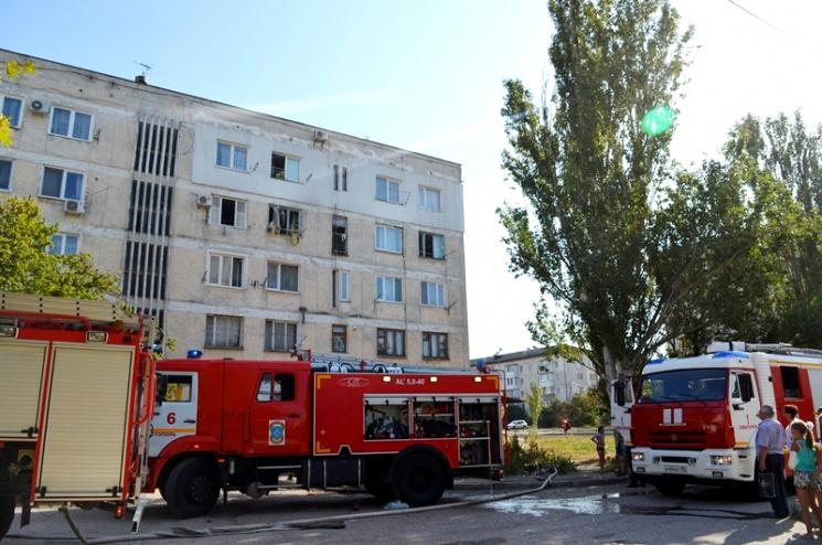 Через несправний холодильник з гуртожитку у Криму вивели 20 людей