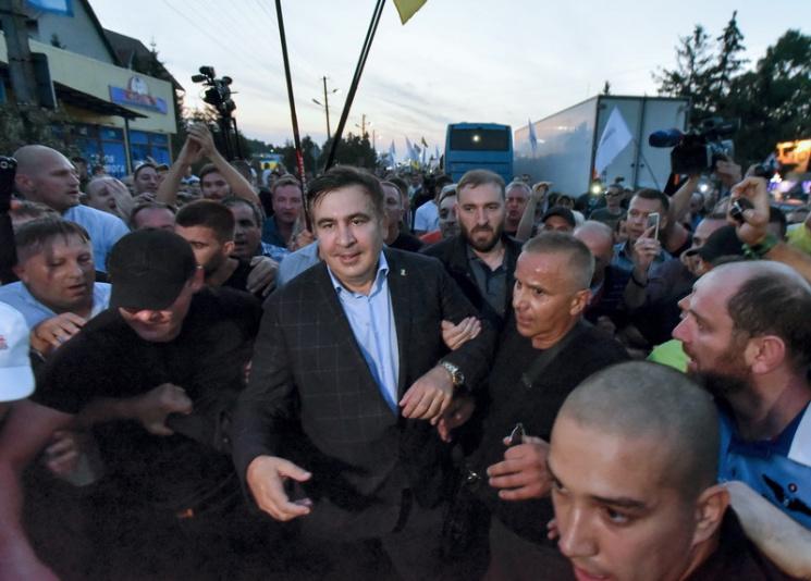 """""""Майдан Саакашвили"""" от оппозиции: Почему этого не будет"""