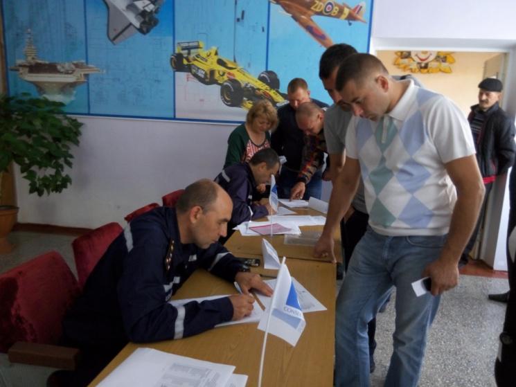 Рятувальники Дунаєвеччини готують у свої ряди добровольців