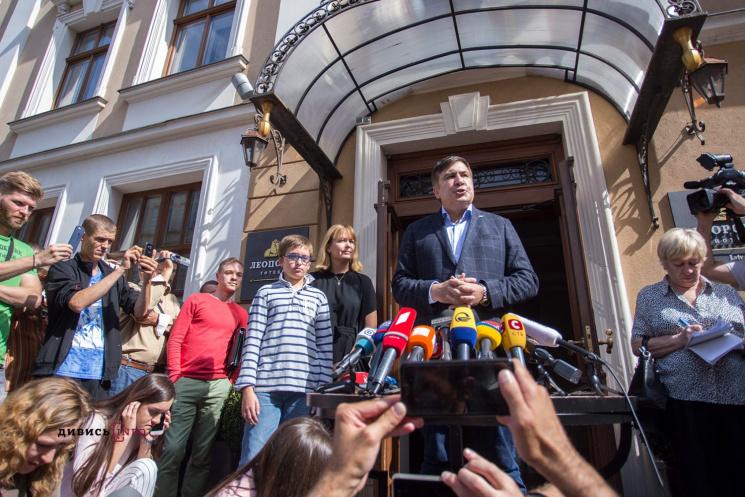 Ищу доброго диктатора. Украина