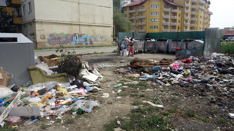 Ужгородці невдовзі платитимуть більше за вивіз сміття