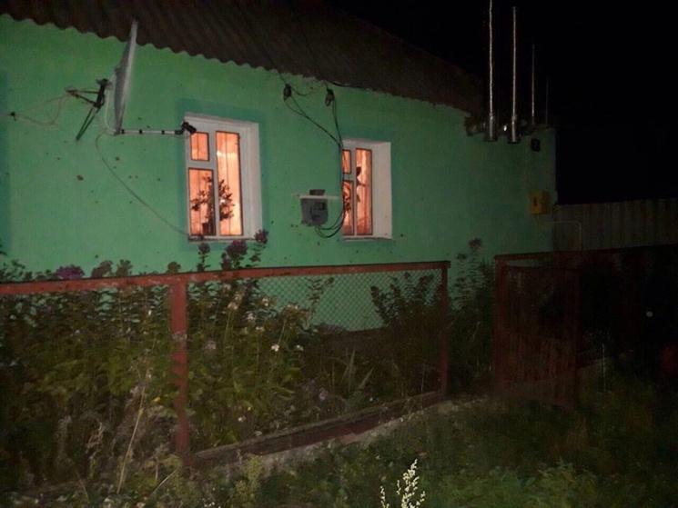 Под Харьковом около частного дома взорвалась граната