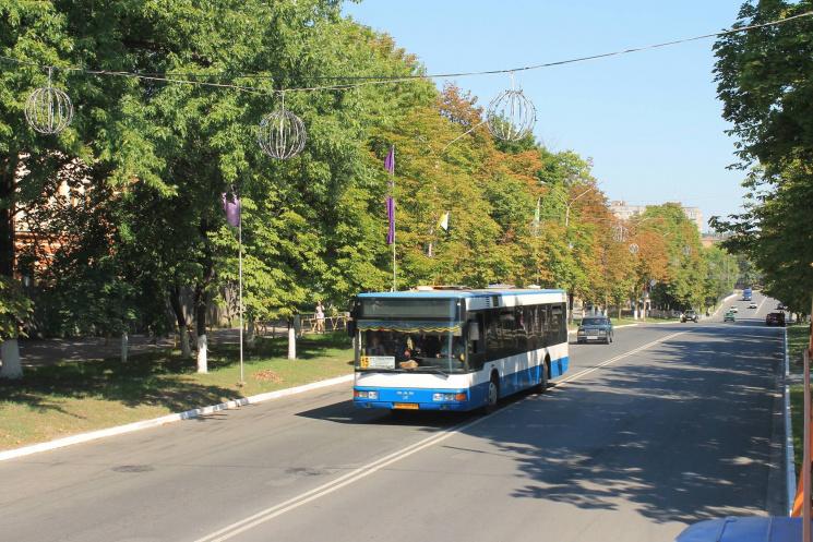 В Олександрії учні та вчителі безкоштовно їздитимуть до школи