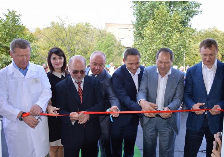 У Кропивницькому відкрили інсультний центр на базі ЛШМД