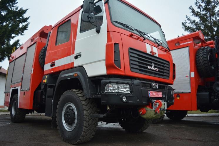 В Ужгороді рятувальники Закарпаття демонструватимуть зразки сучасної техніки