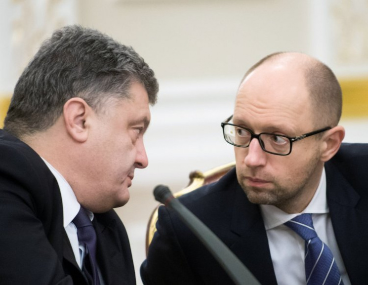 Союз удава и кролика: Почему люди Яценюка и Порошенко никогда не объединятся в регионах