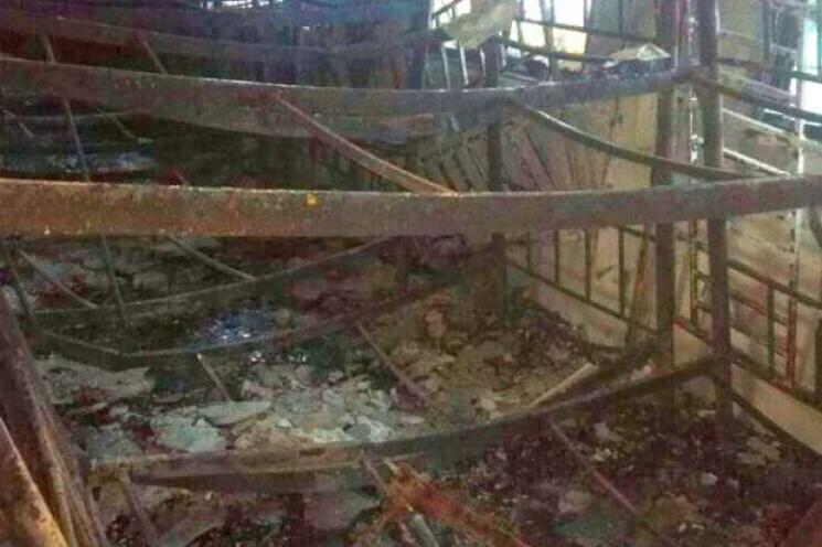 У Малайзії живцем згоріли 25 людей у релігійній школі (ФОТО)