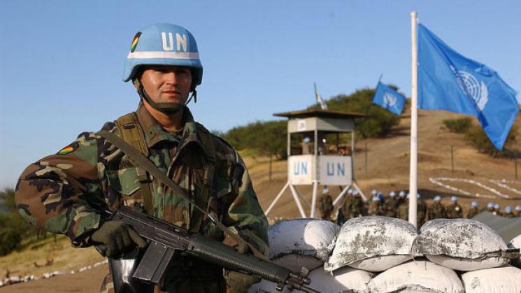 США виступають за миротворців ООН на кордоні України з Росією