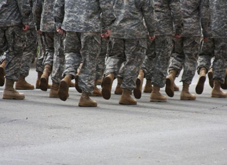 Бердянські військові продемонстрували фізичну підготовку