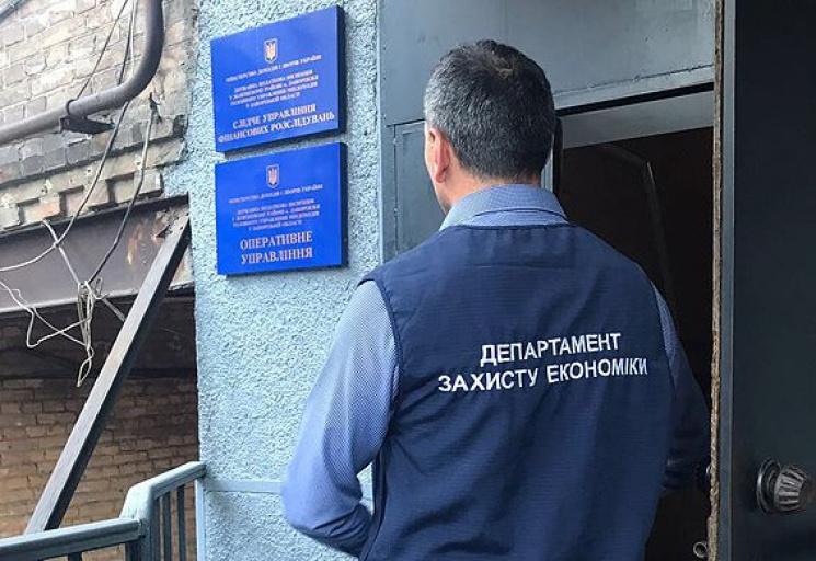 ВЗапорожской области схвачен навзятке заместитель начальника колони