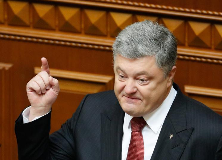 Порошенко пропонує створити групу друзів для деокупації Криму
