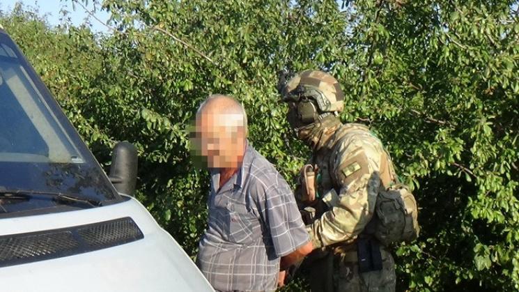УДонецькій області СБУ затримала інформатора ДНР