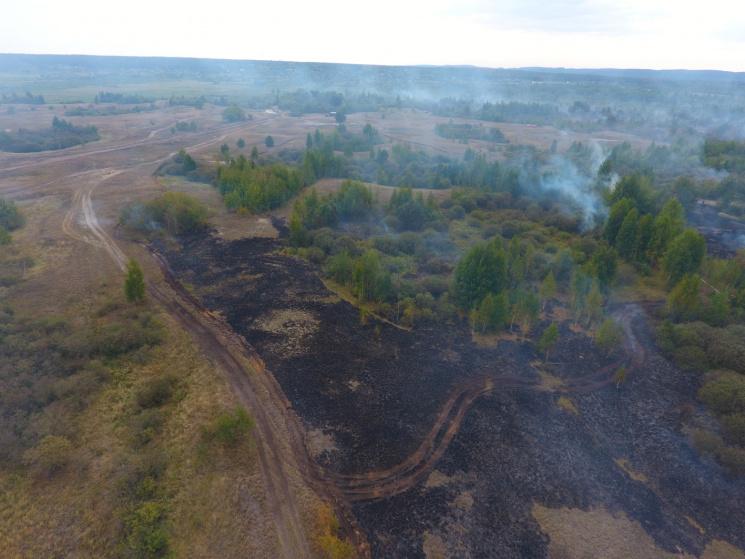 УЧеркаській області оголосили надзвичайну ситуацію