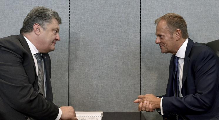 Президент України і генсек ООН обговорили ситуацію наДонбасі