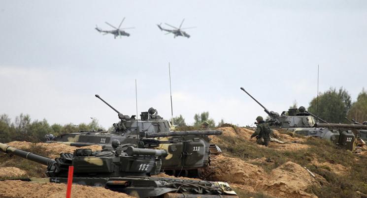 Нанавчаннях «Захід-2017» Росія планує застосувати ядерну зброю,— міністр оборони Польщі